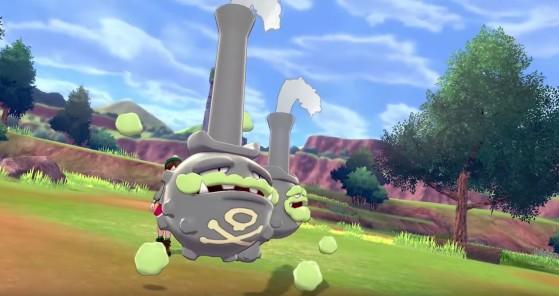 Tipo: Poison e Fairy - Pokémon Sword and Shield