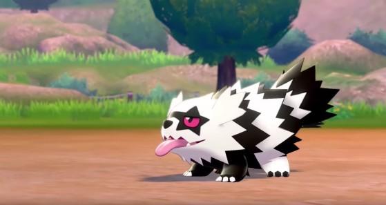 Tipo: Dark e Normal - Pokémon Sword and Shield