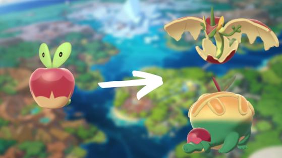 Pokémon Sword and Shield: Como evoluir Applin para Flapple e Appletun?