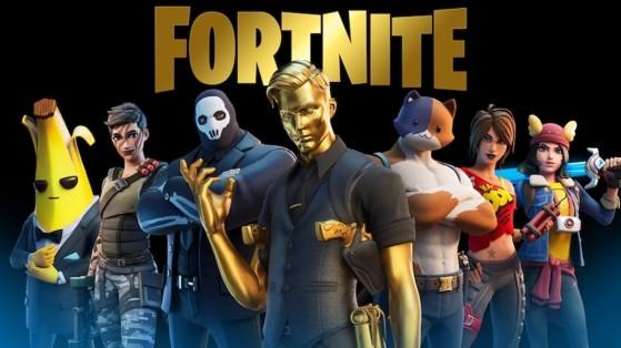 Fortnite Chapter 2 Season 2: como obter skins de ouro?