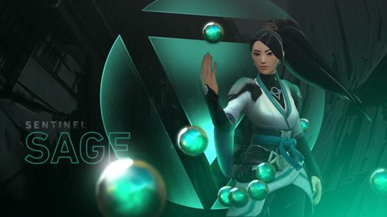 Valorant: Sage, skills do agente, apresentação