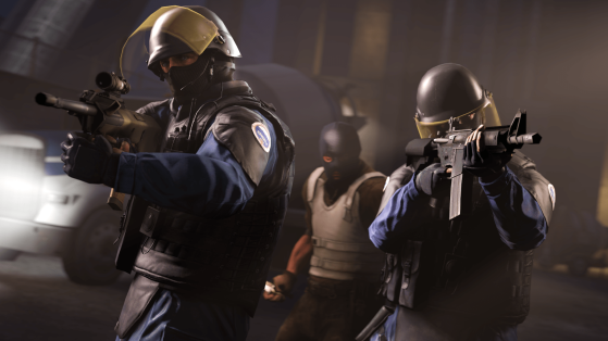 Você considera como violento o game Counter-Strike: Global Offensive? | Foto: Valve/Reprodução - League of Legends