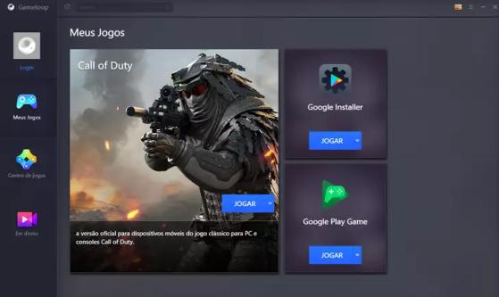 Foto: Gameloop/Reprodução - Call of Duty: Modern Warfare