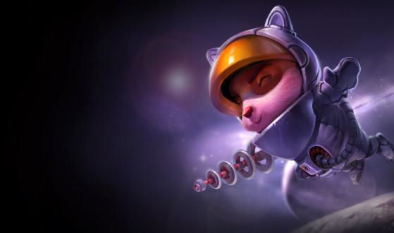 LoL Patch 10.11: Bardo, Poppy e Gnar receberão skins de Astronauta