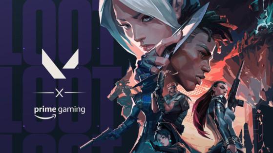 Valorant terá itens para assinantes do Prime Gaming
