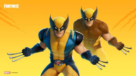 Fortnite Desafios do Wolverine: Encontre as marcas de garras do Wolverine