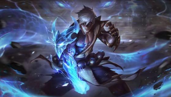 Lee Sin Dragão da Tormenta - 1820 RP | Imagem: Riot Games/Reprodução - League of Legends