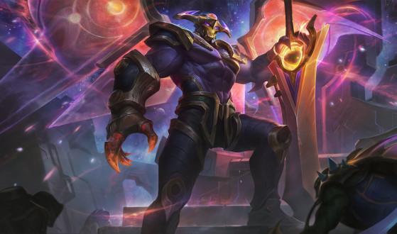 Aatrox Odisseia - 1350 RP | Imagem: Riot Games/Reprodução - League of Legends