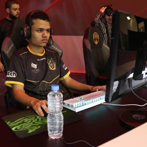 Cariok jogou pela IDM entre maio de 2017 e junho de 2018 | Foto: Riot Games/Reprodução - League of Legends