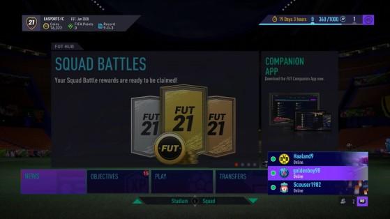 Foto: EA/Reprodução - FIFA 21
