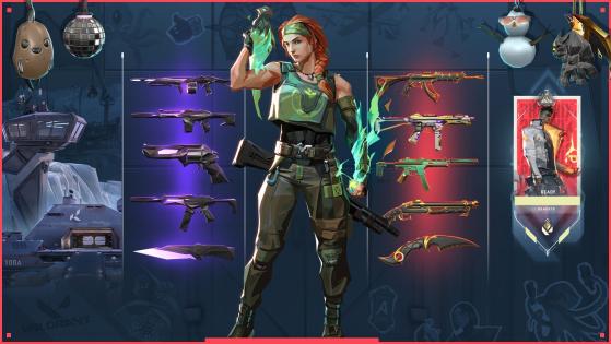 Valorant: As novas skins Arranque, Jade, Delíquio e Singularidade