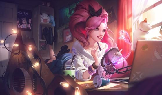 Seraphine Indie. Foto: Riot Games/Reprodução - League of Legends