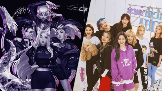 LoL: EP do K/DA terá participação do grupo Twice