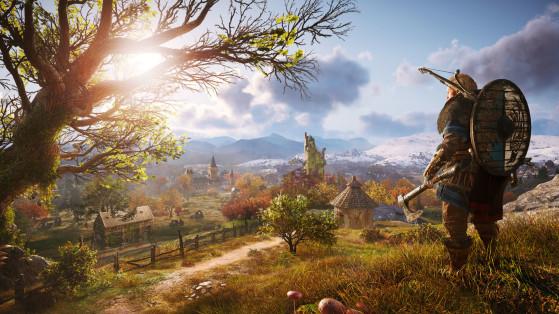 Mapa interativo de Assassin's Creed Valhalla mostra a localização de itens e missões