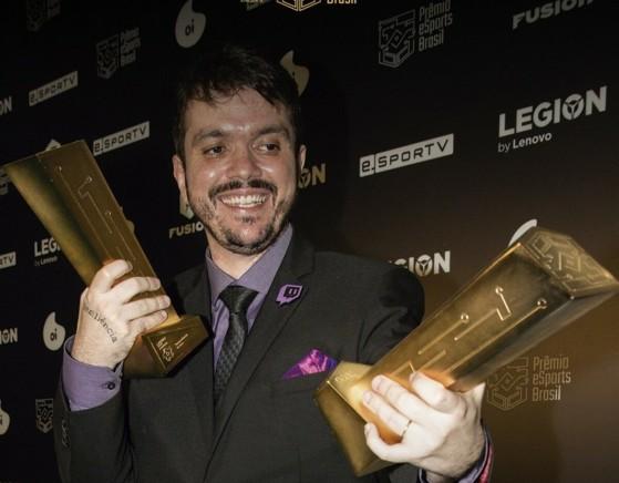 Os vencedores do Prêmio eSports Brasil 2020