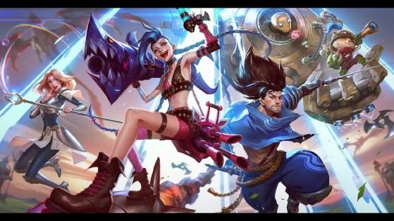 Riot Games confirma desenvolvimento de MMO de League of Legends
