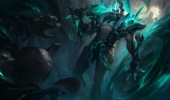 Draven Destruído | Foto: Riot Games/Reprodução - League of Legends