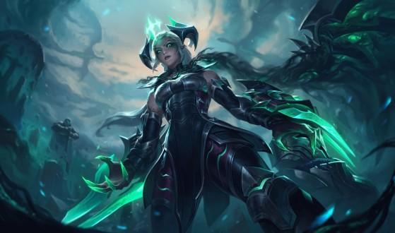 Shyvana Destruída | Foto: Riot Games/Reprodução - League of Legends