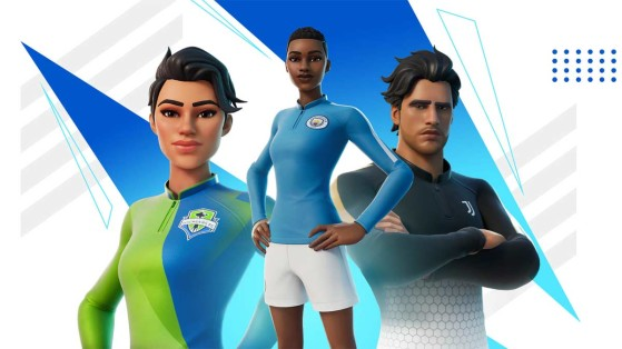Fortnite recebe Campeonato Pelé e trajes de uniformes de clubes brasileiros