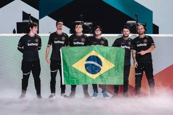 Atual vice-campeã mundial, Ninjas in Pyjamas busca título inédito (Foto: Divulgação/Rainbow Six Esports Brasil) - Rainbow Six Siege