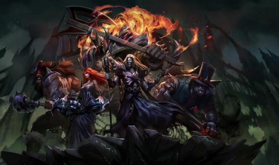 Pentakill | Foto: Riot Games/Reprodução - League of Legends
