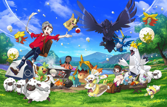 Pokémon Sword and Shield: O que fazer no PokéCamping?
