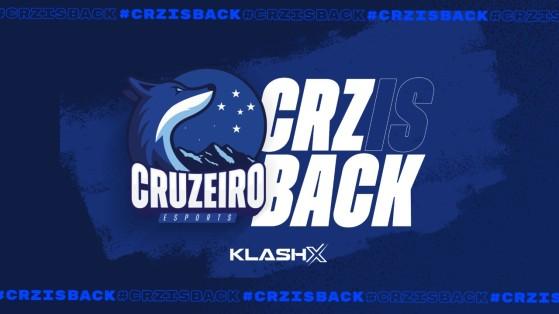 Cruzeiro anuncia retorno aos esports e terá times de CS:GO, Free Fire e Valorant