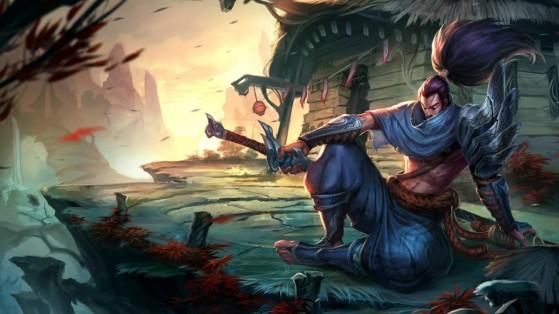 Yasuo cumpre o mito da comunidade - League of Legends