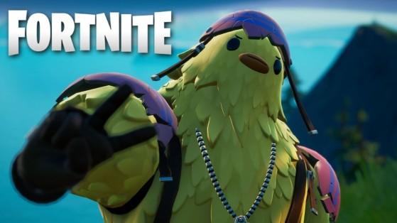 Fortnite: skins