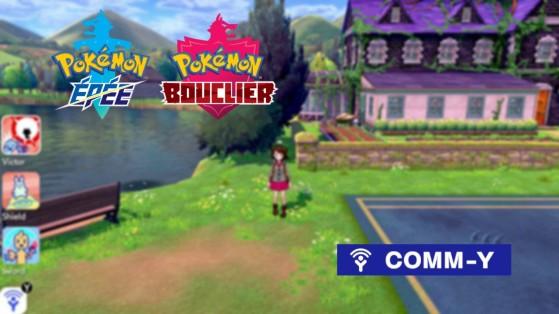 Guia Pokémon Sword and Shield: Comm-Y