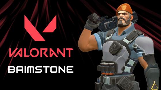 Valorant: Brimstone, skills do agente, apresentação