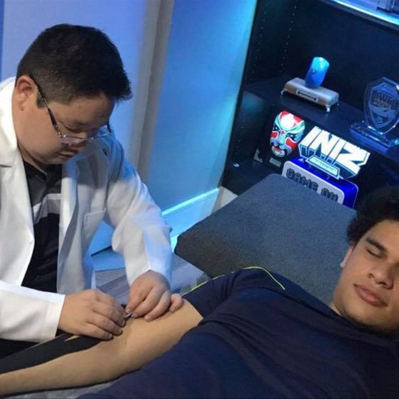 Fisioterapeuta da Liquid e PRG revela as lesões mais comuns em jogadores
