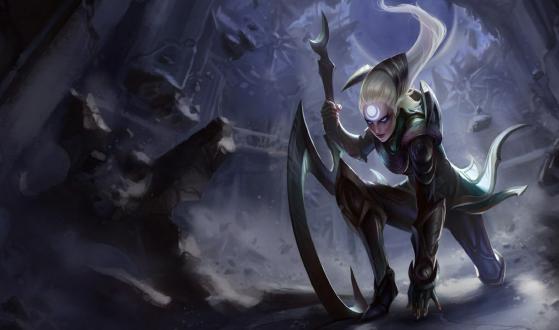 Diana | Foto: Riot Games/Reprodução - League of Legends
