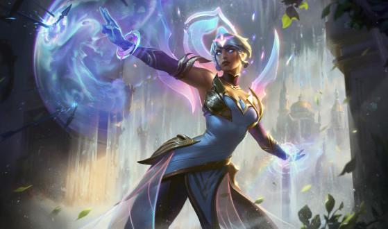 LoL: Rumor indica que Karma Emissária da Luz poderá ser adquirida com gemas