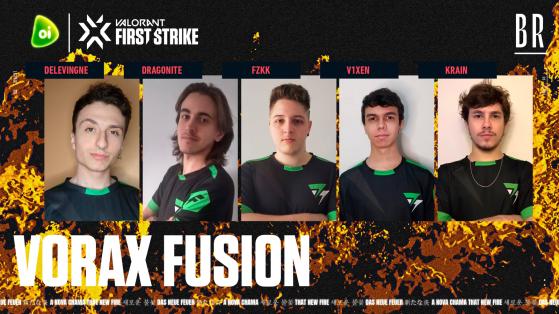 Vorax Fusion | Foto: Riot Games Brasil/Reprodução - Valorant