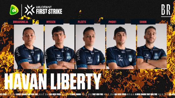 Havan Liberty | Foto: Riot Games Brasil/Reprodução - Valorant