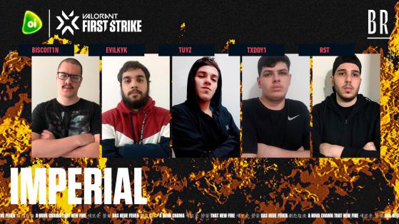 Imperial | Foto: Riot Games Brasil/Reprodução - Valorant
