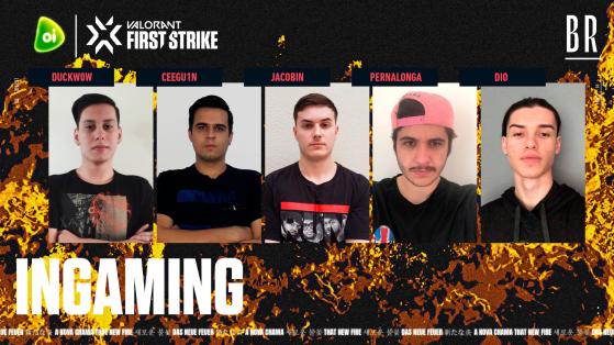 INGAMING | Foto: Riot Games Brasil/Reprodução - Valorant