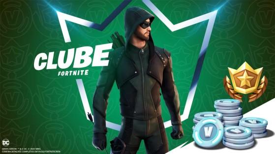 Fortnite: Membros do Clube Fortnite receberão gesto exclusivo