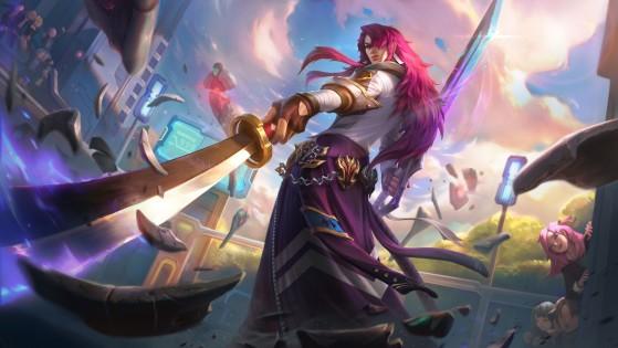 Yone Academia de Batalha | Foto: Riot Games/Reprodução - League of Legends