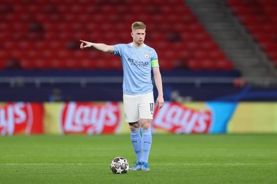 De Bruyne, do Manchester City, é o melhor meia de FIFA 21 - FIFA 21