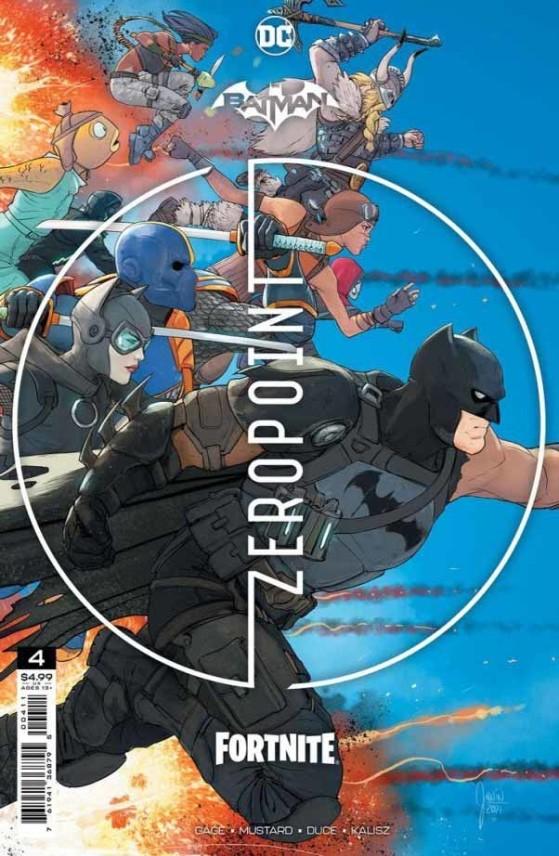 Imagem: DC Comics/Reprodução - Fortnite Battle Royale