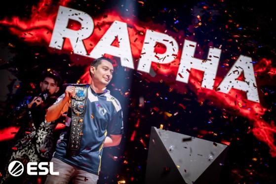 Rapha é o melhor exemplo de longevidade e dominância no mais alto nível competitivo - Millenium