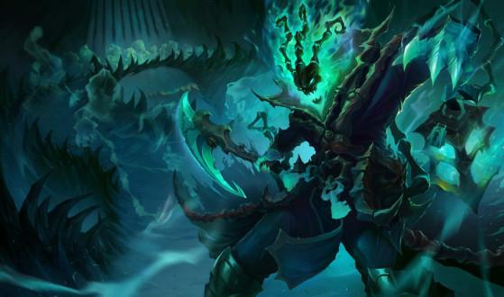 Thresh   Foto: Riot Games/Reprodução - League of Legends