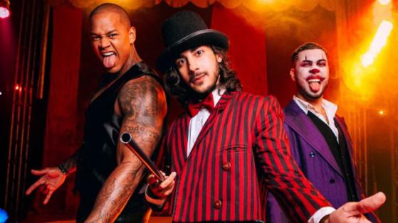 Baiano participa de novo projeto Gaming Hits em música com Léo Santana e Kawe