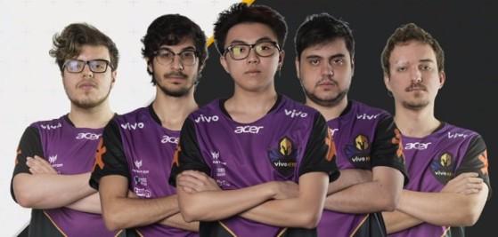 Reprodução: Vivo Keyd - League of Legends