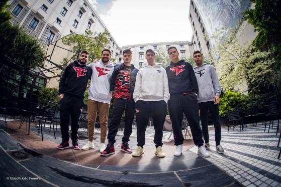 Brasileirão Rainbow Six: Faze Clan assume liderança do campeonato