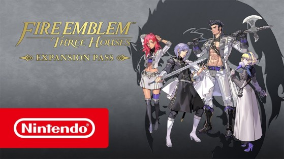 Fire Emblem: Three Houses DLC: Cindered Shadows, Nintendo Switch