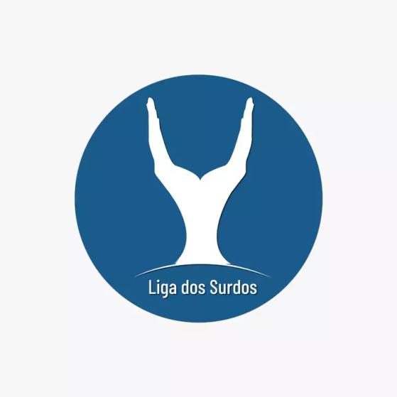 Logo da Liga dos Surdos | Foto: Liga dos Surdos/Reprodução - League of Legends