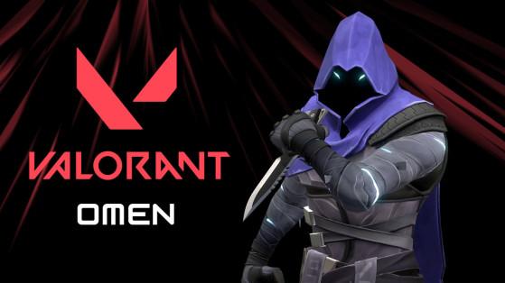 Valorant: Omen, skills do agente, apresentação